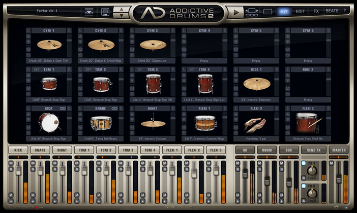 XLN Audio Addictive Drums.2.v2.0.0 版 pic4