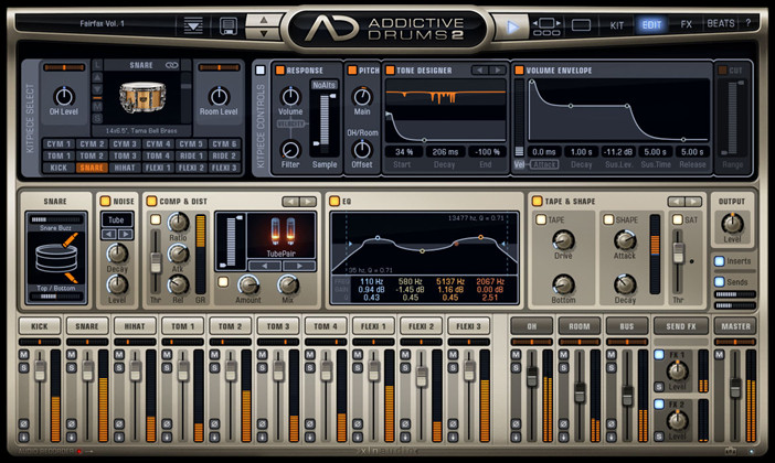 XLN Audio Addictive Drums.2.v2.0.0 版 pic5